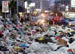 Неаполь от мусора спасут ангелы?