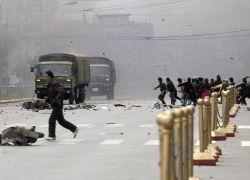 В Тибете за беспорядки осуждены 42 человека