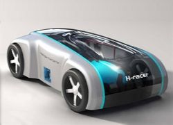 Машины на водороде становятся реальностью