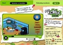 В детской социальной сети MyCBBC насчитали 100 тысяч пользователей