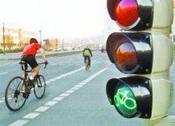 Велосипедисты стали настоящим бедствием для Воробьевых гор