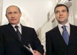 Путин и Медведев: Кто из них истинный лидер?