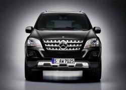 Mercedes-Benz отзывает 52 тыс внедорожников