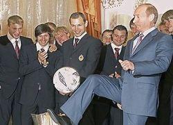 Путин строителям в Сочи не указ