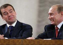 Российское президентство: странная парочка