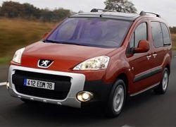 Объявлены российские цены на новый Peugeot Partner Tepee