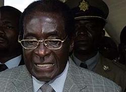 Россия поддержала диктатора Мугабе