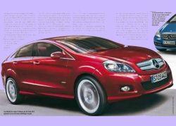 Mercedes-Benz готовит модель CLA