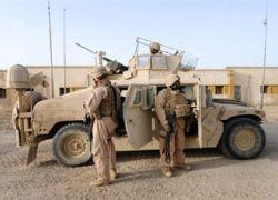 НАТО стреляет по мирным жителям