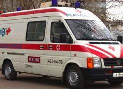 В Москве авария с участием маршрутки: пять человек ранены