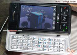Китайцы уже скопировали новый коммуникатор SonyEricsson
