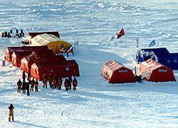 В Арктике началась операция по спасению российских полярников