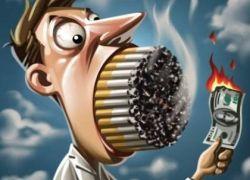 """Ливан на втором месте по числу \""""хронических\"""" курильщиков"""