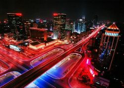 В Китае вводятся «олимпийские» ПДД