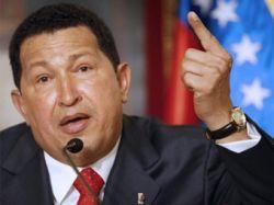 Чавес пригрозил повышением цен на нефть до 300 долларов