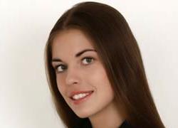 Россиянка вышла в полуфинал на «Мисс Вселенная-2008»