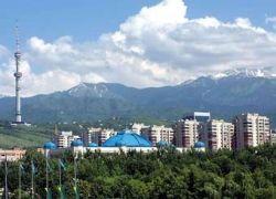 Пыльная буря оставила Алма-Ату без электричества