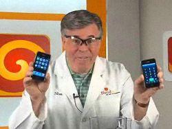Испытание iPhone\'а 3G в блендере