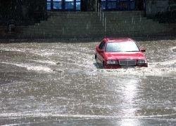 На Италию и Швейцарию обрушились ливневые дожди