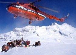 Новое экстремальное развлечение – хели ски
