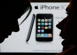 Новый iPhone 3G преследует злой рок