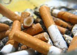 Уровень курения среди россиян является самым высоким в мире