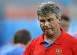 Хиддинк назвал причину, по которой он может покинуть сборную России