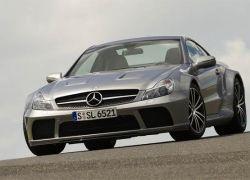 Mercedes-Benz представил 661-сильный суперкар