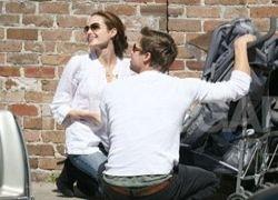 Близнецы Анджелины Джоли и Брэда Питта стоят $20 млн.?