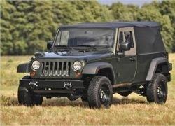Jeep представил новый внедорожник J8