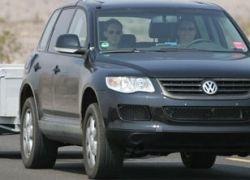 VW приступил к тестам нового Touareg