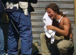 Генуэзские полицейские осуждены за избиение антиглобалистов