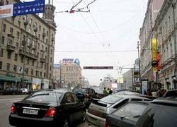 Въезд в центр Москвы по часам отменяется