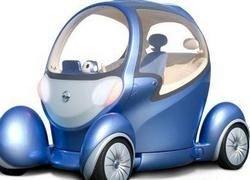 Роботизированные автомобили увидят свет в 2011 году