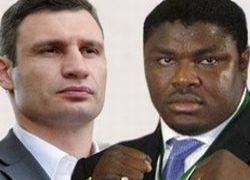 Сэмюэл Питер и Виталий Кличко встретятся 11 октября