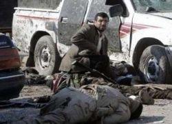 Двойной теракт под Багдадом: 20 погибших, 55 раненых