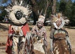 Неразгаданные тайны африканских племен