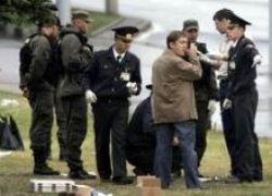 В Минске по делу о взрыве задержан гражданин России