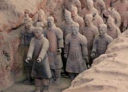 Закопанная армия Терракота