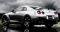 Космический Nissan GT-R 2009
