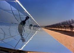 General Motors строит крупнейшую солнечную крышу на Земле