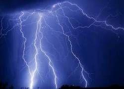 В США за четыре дня молния убила 5 человек