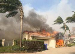 Калифорния: пожары против туристов