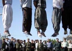 В Иране преданы публичной казни шесть человек