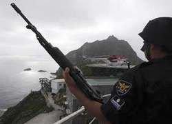 """Япония фактически \""""отобрала\"""" у Китая несколько десятков островов"""