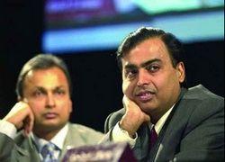Братья-миллиардеры в Индии не поделили деньги