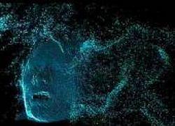 Клип Radiohead сняли на трехмерный лазер