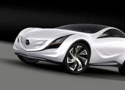 На Московском автосалоне Mazda покажет концепт Kazamai