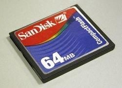 SanDisk выпустила SD-карты памяти с однократной записью