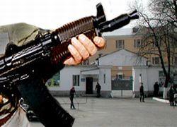Чеченские милиционеры попали в засаду
